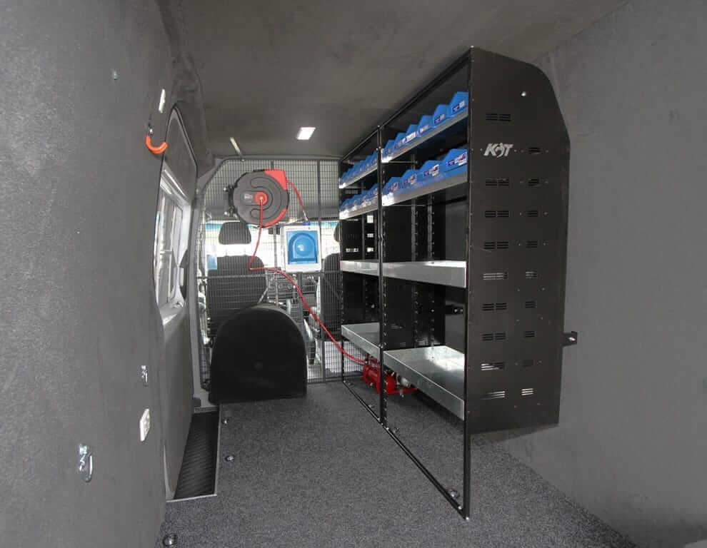 van-shelving-Spinter-Fit-Out