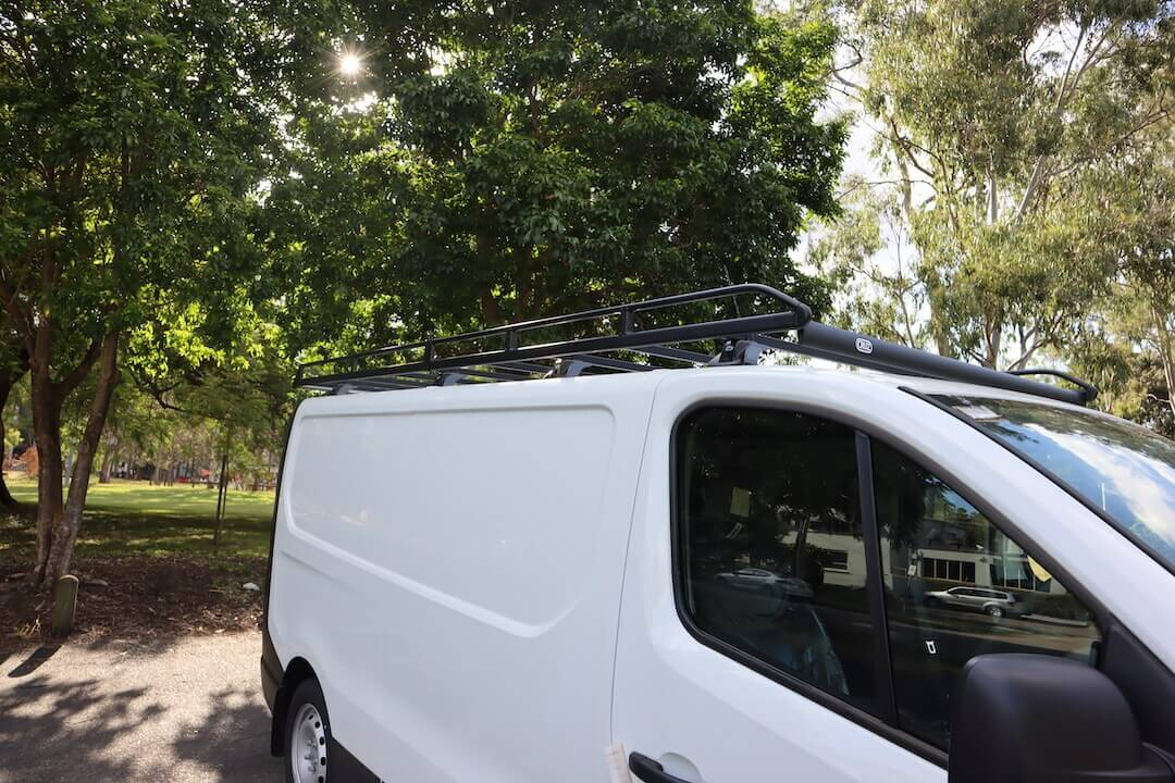 Van Roof Platforms