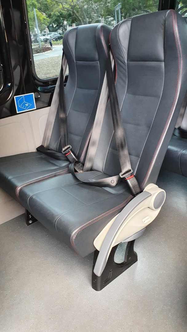 Van Seating Transformation